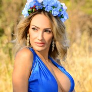 Nice mail order bride Elena, 40 yrs.old from Berdyansk, Ukraine