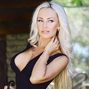 Nice mail order bride Elena, 37 yrs.old from Berdyansk, Ukraine