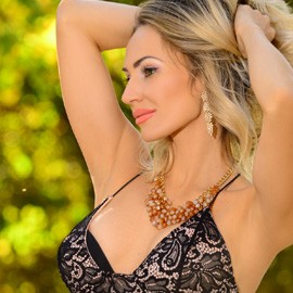 Beautiful bride Elena, 39 yrs.old from Berdyansk, Ukraine