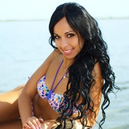 Beautiful bride Leila, 25 yrs.old from Berdyansk, Ukraine