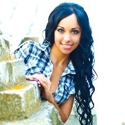 Beautiful bride Leila, 26 yrs.old from Berdyansk, Ukraine