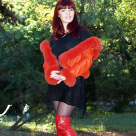 Pretty mail order bride Nataliya, 38 yrs.old from Odessa, Ukraine