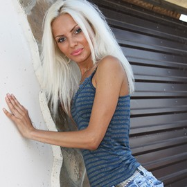 Gorgeous wife Evgeniya, 26 yrs.old from Mariupol, Ukraine
