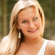 Charming bride Irina, 30 yrs.old from Saint Petersburg, Russia