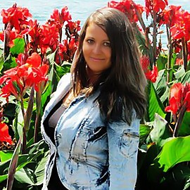Charming lady Anna, 29 yrs.old from Saint Petersburg, Russia
