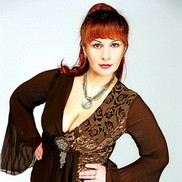 Charming bride Elena, 43 yrs.old from Saint Petersburg, Russia