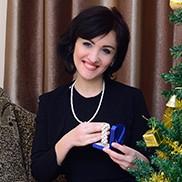 Charming mail order bride Oksana, 39 yrs.old from Berdyansk, Ukraine