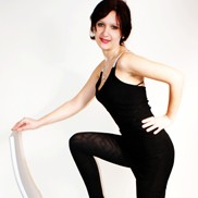Charming mail order bride Oksana, 36 yrs.old from Berdyansk, Ukraine