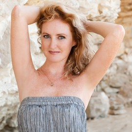 Charming mail order bride Viktoria, 48 yrs.old from Sevastopol, Russia