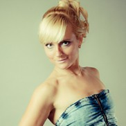 Hot bride Anna, 36 yrs.old from Saint Petersburg, Russia