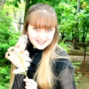 Beautiful bride Daria, 25 yrs.old from Simferopol, Ukraine