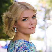 Charming bride Nadya, 35 yrs.old from Pskov, Russia