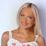 Single girlfriend Anna, 42 yrs.old from KHarkov, Ukraine