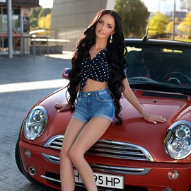 Pretty wife Svetlana, 34 yrs.old from Kiev, Ukraine