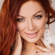 Charming wife Anna, 28 yrs.old from Kiev, Ukraine