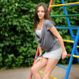 Single pen pal Albina, 23 yrs.old from Lugansk, Ukraine