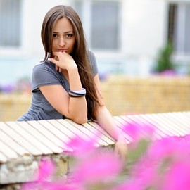 Pretty pen pal Albina, 23 yrs.old from Lugansk, Ukraine