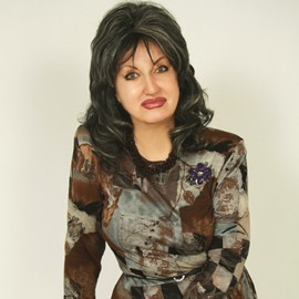 Pretty mail order bride Lyudmila, 56 yrs.old from Simferopol, Ukraine
