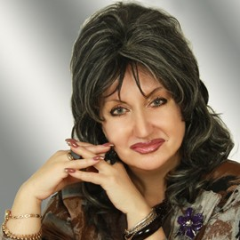 Single mail order bride Lyudmila, 56 yrs.old from Simferopol, Ukraine