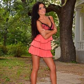 Single wife Olga, 23 yrs.old from Odessa, Ukraine