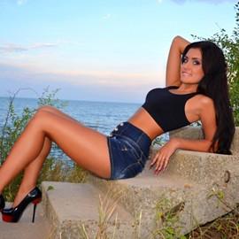 Pretty wife Olga, 23 yrs.old from Odessa, Ukraine