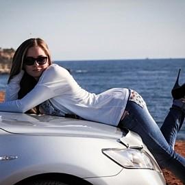 Single miss Kristina, 27 yrs.old from Simferopol, Russia