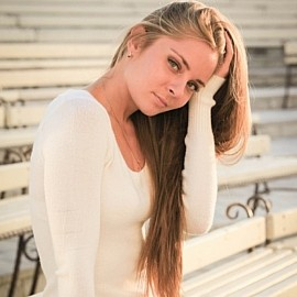 Charming miss Kristina, 26 yrs.old from Simferopol, Russia