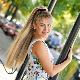 Beautiful pen pal Maryna, 37 yrs.old from Poltava, Ukraine