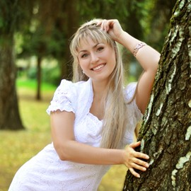 Nice wife Maryna, 37 yrs.old from Poltava, Ukraine
