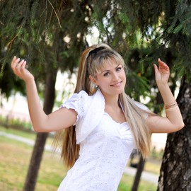 Single wife Maryna, 37 yrs.old from Poltava, Ukraine