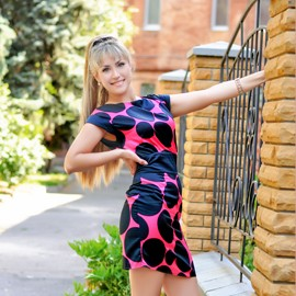 Amazing wife Maryna, 37 yrs.old from Poltava, Ukraine