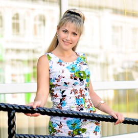 Gorgeous wife Maryna, 39 yrs.old from Poltava, Ukraine