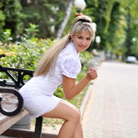 Charming wife Maryna, 37 yrs.old from Poltava, Ukraine