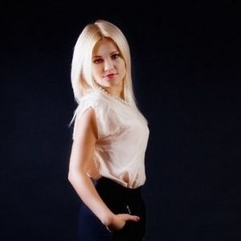 Single lady Lilianna, 40 yrs.old from Kiev, Ukraine