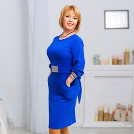 Charming lady Larisa, 54 yrs.old from Nikolaev region, Ukraine