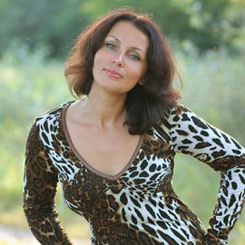 Pretty bride Elena, 46 yrs.old from Chernigov, Ukraine