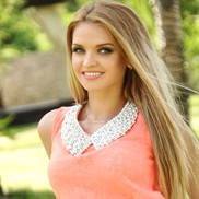 Nice woman Anastasia, 24 yrs.old from Kharkov, Ukraine