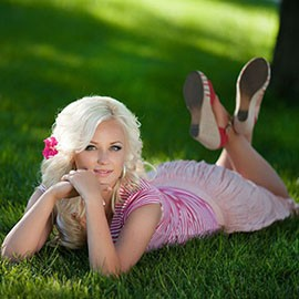 Pretty pen pal Lyudmila, 33 yrs.old from Sevastopol, Russia
