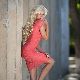 Nice mail order bride Lyudmila, 33 yrs.old from Sevastopol, Russia