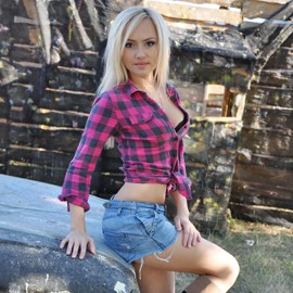 Hot lady Julia, 29 yrs.old from Kharkov, Ukraine