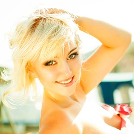 Amazing bride Sveta, 23 yrs.old from Moscow, Russia