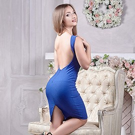 Charming girlfriend Irina, 33 yrs.old from Kiev, Ukraine