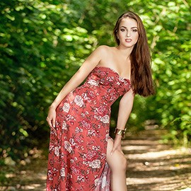 Beautiful wife Victoria, 30 yrs.old from Poltava, Ukraine