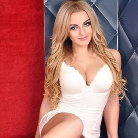 Single girlfriend Anna, 29 yrs.old from Donetsk, Ukraine