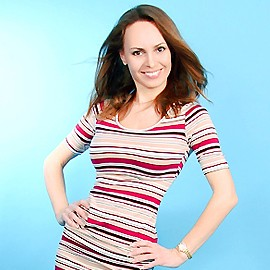 Nice mail order bride Marina, 37 yrs.old from Sumy, Ukraine