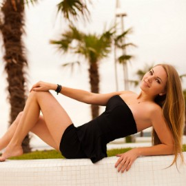 Nice mail order bride Natalya, 28 yrs.old from Odessa, Ukraine