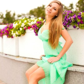 Amazing mail order bride Natalya, 24 yrs.old from Odessa, Ukraine