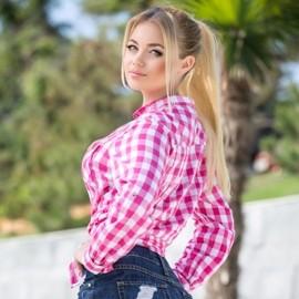Gorgeous bride Kristina, 28 yrs.old from Odessa, Ukraine