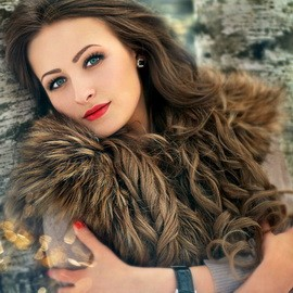 Single miss Yana, 27 yrs.old from Krivoy Rog, Ukraine