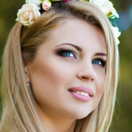 Single lady Julia, 28 yrs.old from Kirovograd, Ukraine